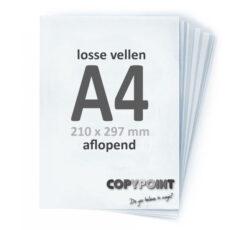 A3 prints aflopend