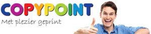 logo Met plezier geprint