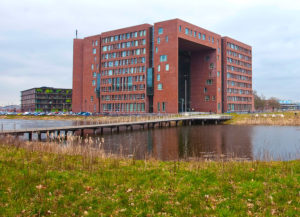 Forumgebouw Wageningen