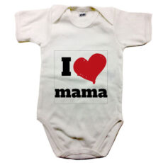 Rompertje I love mama