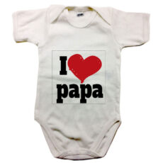 Rompertje I love papa