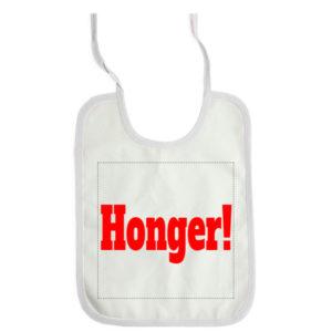 Slabbetje honger