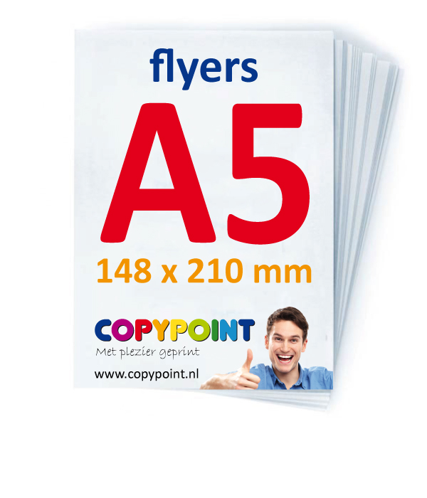 A5 flyers