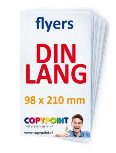Din Lang flyers