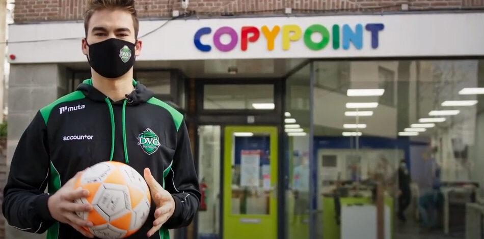 Copypoint balsponsor bij DVO